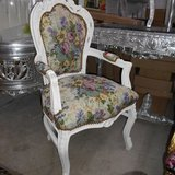 Gorgeous Baroque Style Armchair     Article number: 035664 in Ramstein, Germany
