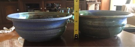 Clay(?) Bowls in Yorkville, Illinois