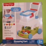 New Fisher Price Shopping Cart in Lackland AFB, Texas