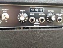 Fender Pro Reverb Amplifier with a free BOSS ME-25! in Camp Lejeune, North Carolina