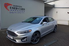 2019 Ford Fusion Titanium AWD EcoBoost with warranty in Grafenwoehr, GE