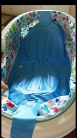 Folding Inflatable Infant Bath in Cleveland, Texas