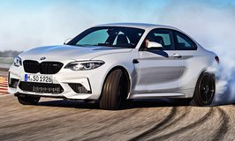 2021 BMW M2 Competition *Euler Military sales in Wiesbaden, GE