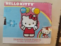 Hello Kitty 50 piece Floor Puzzle in Ramstein, Germany