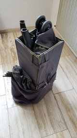 Pack and Play - used once in Ramstein, Germany