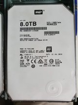 8tb WD hard drive in Hohenfels, Germany
