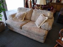 Gray Love Seat Muted Print in Naperville, Illinois