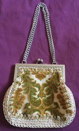 "Vintage Italian ""Carpetbag"" Purse in 29 Palms, California"