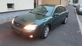 Ford Mondeo in Hohenfels, Germany