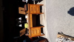 1950's Desk by Dunn Furniture company in Naperville, Illinois