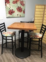 Restaurant Style Table and Chairs in Fort Benning, Georgia