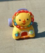 lion ride walker combination education car toy in Warner Robins, Georgia