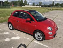 2018 Fiat 500C automatic in Ramstein, Germany