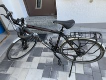 "Hercules Trekkingrad bicycle 26"" in Spangdahlem, Germany"