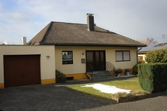 Nice, free-standing one family house near base in Spangdahlem, Germany