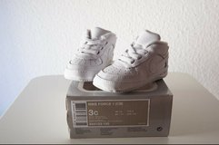 Baby Air Force 1s in Ramstein, Germany