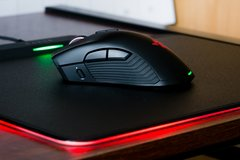 Wireless Chargeless Best Gaming Mouse + Mouse Pad: MAMBA HYPERFLUX + FIREFLY HYPERFLUX in Ramstein, Germany