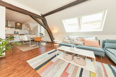 Unique 100 m2 flat in Bernkastel-Kues (approx. 18 miles from base) - a girls dream! * in Spangdahlem, Germany