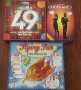 Board games in Naperville, Illinois