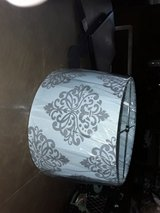 Lampshade - White/Gold in Fairfield, California