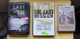 Military History Books (24) in Ramstein, Germany