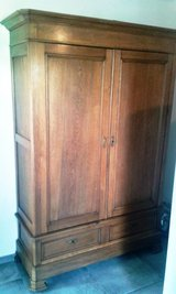 Antique Luxemburg cabinet around 1890 in Spangdahlem, Germany
