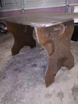 Vintage AJ Cook design table in Spring, Texas