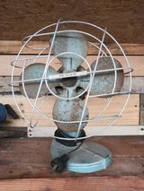 Antique Hunter Fan in Spring, Texas