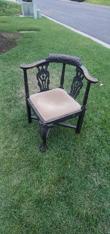 Old chair in Camp Pendleton, California