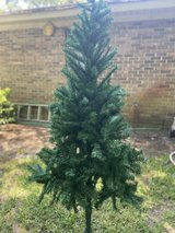 6 ft Christmas trees (3 available ) in Beaufort, South Carolina