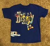 Youth Walt Disney World Tee, Sz S 6-7 in Fort Campbell, Kentucky