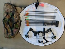 compound Bow + Fishing Bow Kit in Camp Pendleton, California