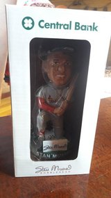 Stan Musial Bobblehead in Fort Leonard Wood, Missouri