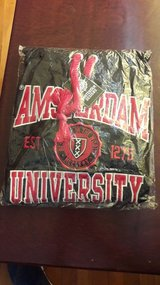 NEW - Amsterdam University Hoodie- Size XXL in Fort Leonard Wood, Missouri
