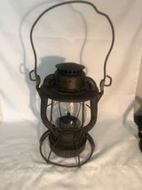 NYCS(New York Central) Dietz Vesta Railroad Lantern with NYCS on Globe (item #20) in Cleveland, Texas
