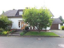 HOUSE, GARAGE AND YARD in Spangdahlem, Germany