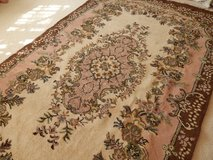 oriental hand made wool carpet in Naperville, Illinois