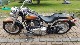 2007 Harley Davidson Fat boy - 49 states in Grafenwoehr, GE