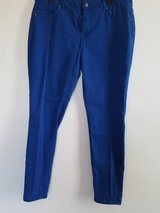 D. JEANS vibrant blue jeans in Dyess AFB, Texas