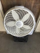 Lasko floor fan in 29 Palms, California