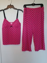 pink hearts pajama set in Dyess AFB, Texas