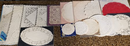 REDUCED Paper Lace Doilies in 29 Palms, California