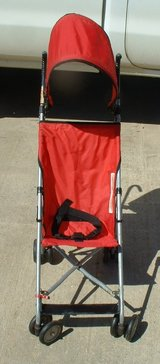 red umbrella stroller for baby toddler in Warner Robins, Georgia