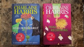 (HARDCOVER) Sookie Stackhouse Books in Fort Campbell, Kentucky