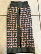 New dog sweater with tags in Kingwood, Texas