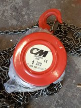 CM 1 TON 20' CHAIN SERIES 622 in Spring, Texas