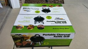 "14"" Portable Grill in Batavia, Illinois"
