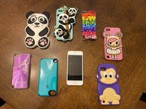 iPod Touch 5th Generation with cases in Joliet, Illinois