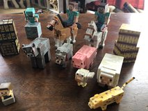 Minecraft Toy Figures Lot in Okinawa, Japan