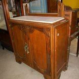 Old Dresser with Mirror   Article number: 048137 in Ramstein, Germany